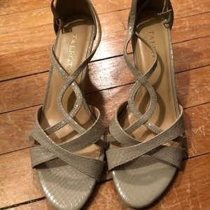 Talbots heels worn twice